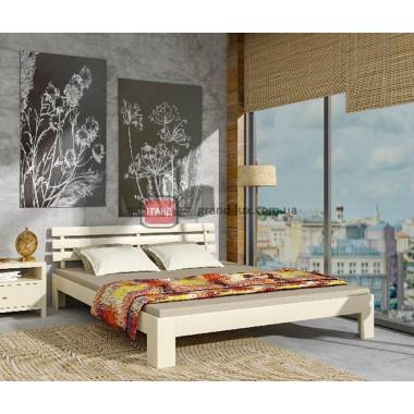 Кровать деревянная Новара (Mebigrand)