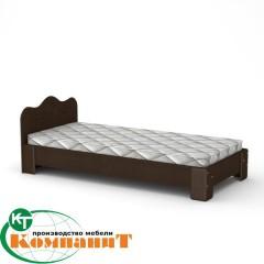 Кровать-100 МДФ (Компанит)