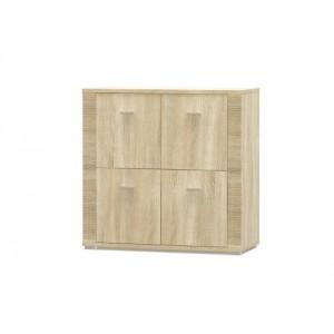 Комод 4Д Гресс (Мебель Сервис)