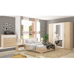Спальня Маркос 4Д (Мебель Сервис)