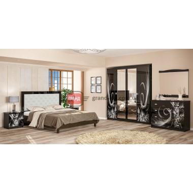 Спальня Ева 4Д (Мебель Сервис)