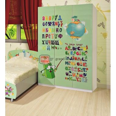 Шкаф 3Д Мульти Алфавит (Світ Меблів)