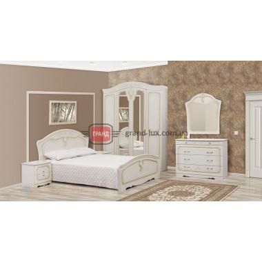 """Спальня """"Луиза"""" 4Д (Світ меблів)"""