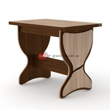 Кухонный стол КС-4 раскладной  (Компанит)