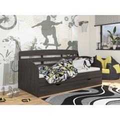 Кровать односпальная Элегант (Maxi Мебель)