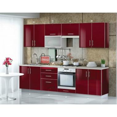 Кухня MIRROR GLOSS угловая (MEBEL-Star)