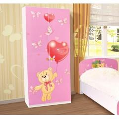 Шкаф 2д Мульти Мишки (Світ Меблів)