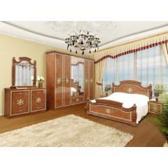 Спальня Жасмин 4Д (Світ Меблів)